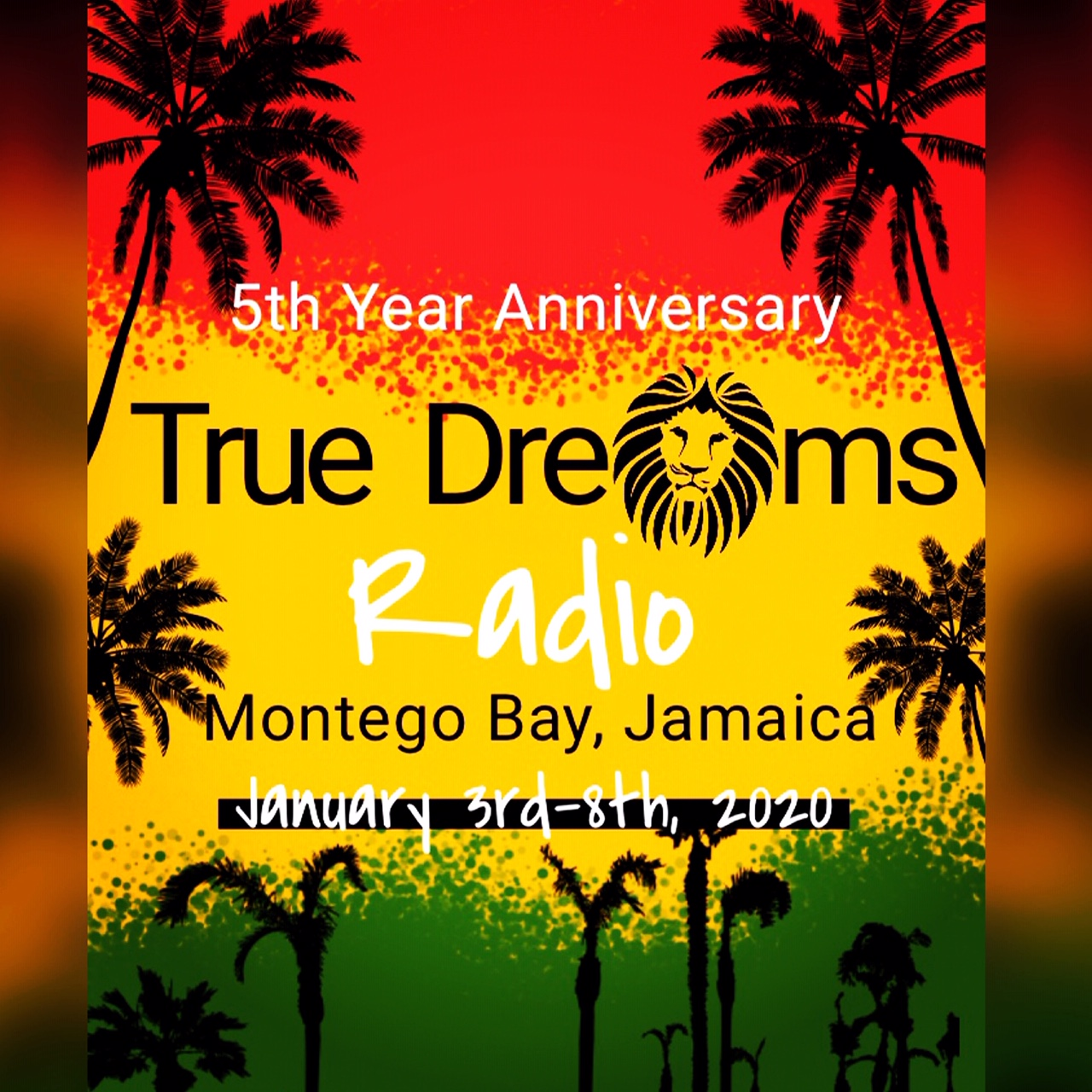 True Dreams 5 Year Anniversary