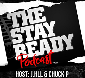 Live Tuesdays @ 6 Check out past episodes here  	Hosted by J. Hill (jhill_stayready) & Chuck P (@g00d_luckchuck)
